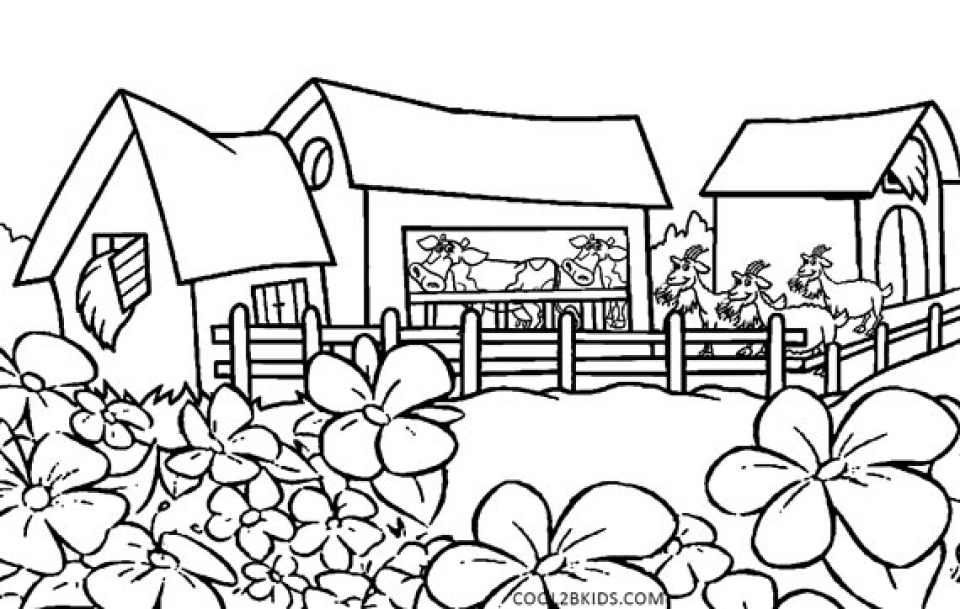 coloring for kids nature nature drawing for kids at getdrawings free download kids nature coloring for