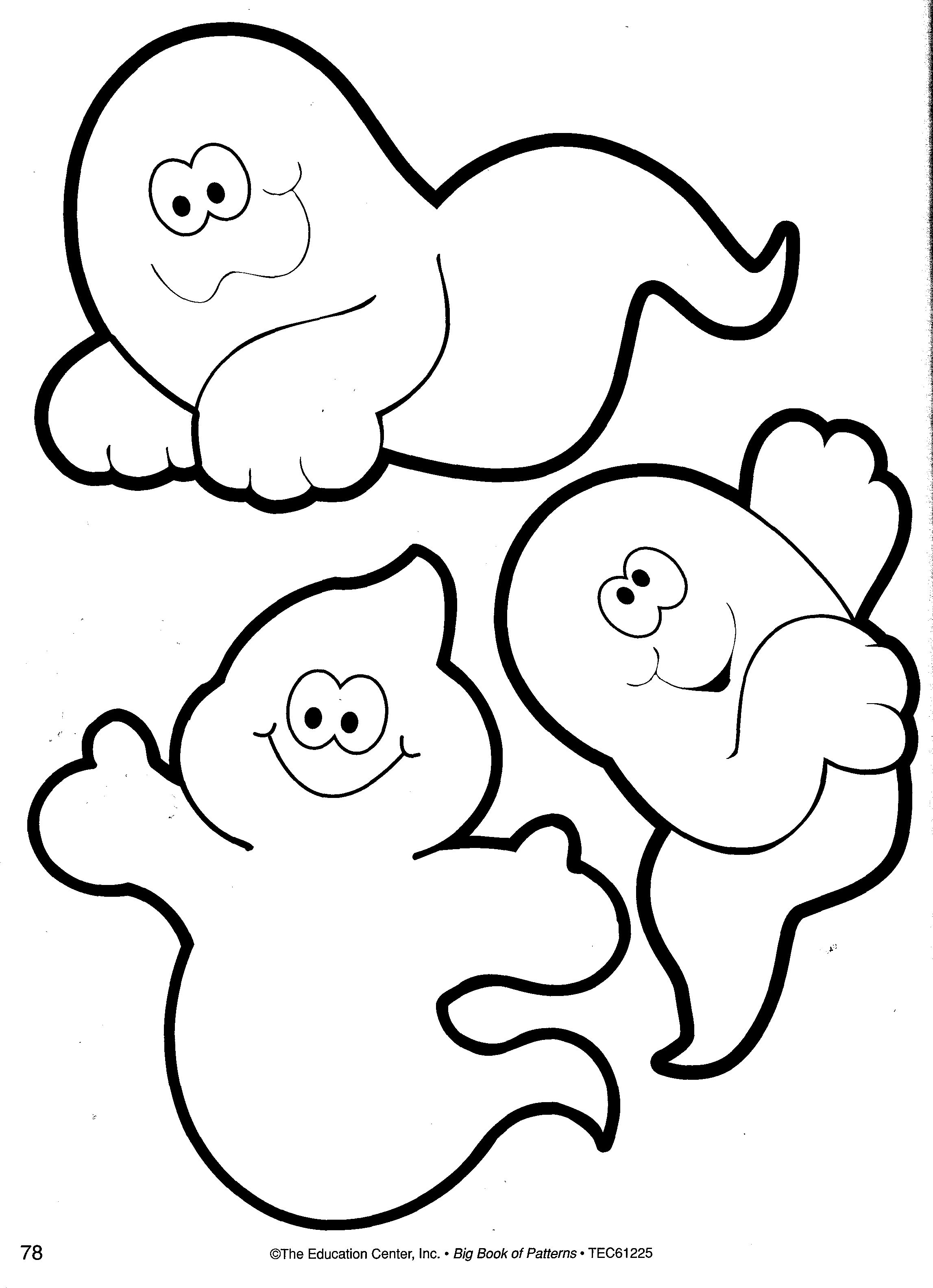 coloring ghost images printable ghost coloring pages for kids images coloring ghost