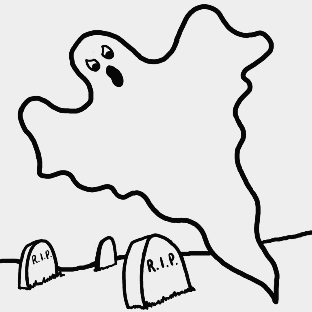 coloring ghost images prithvish banerjee coloringmecom part 11 images ghost coloring