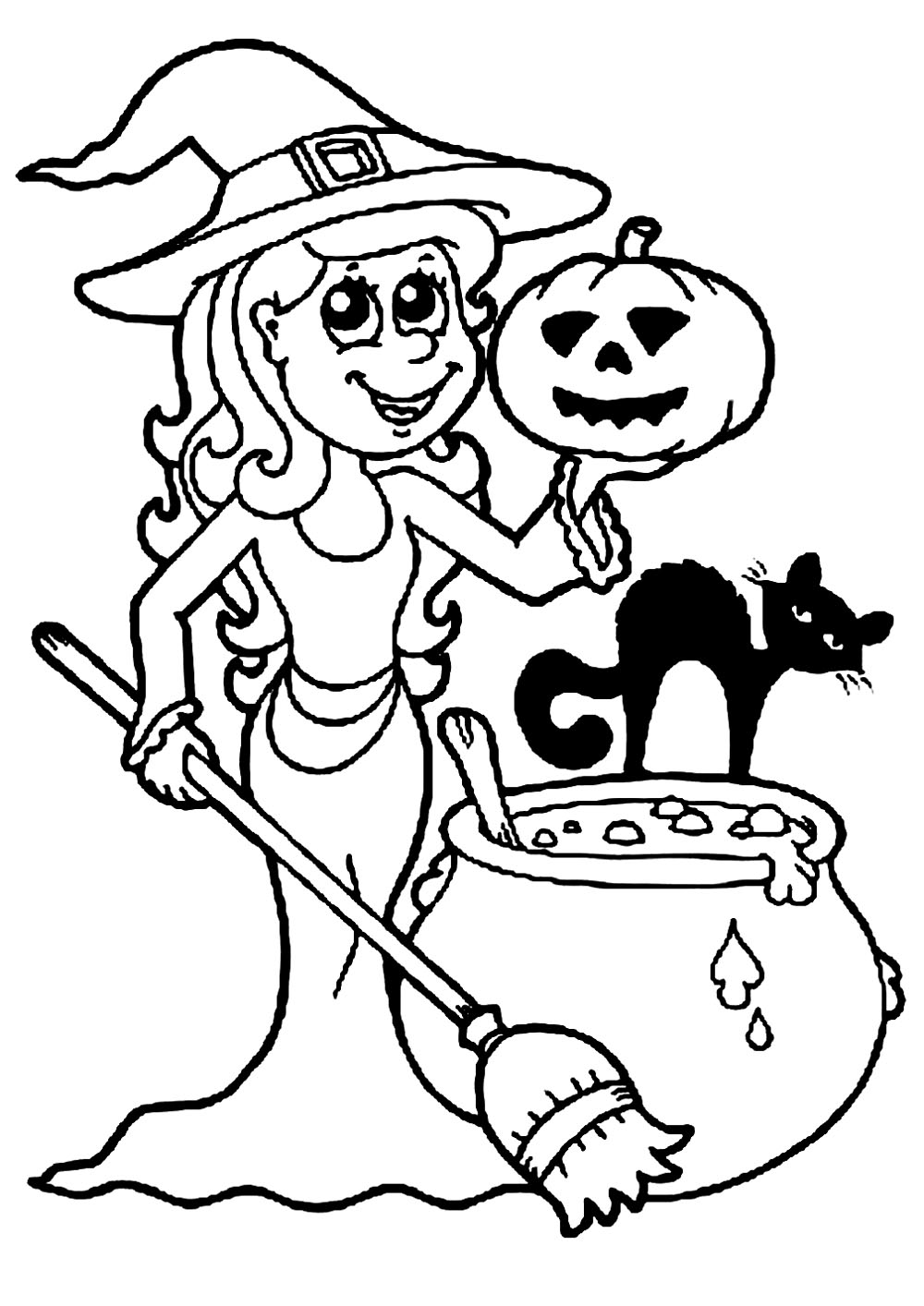 coloring halloween kids free halloween coloring pages for kids or for the kid in you halloween kids coloring
