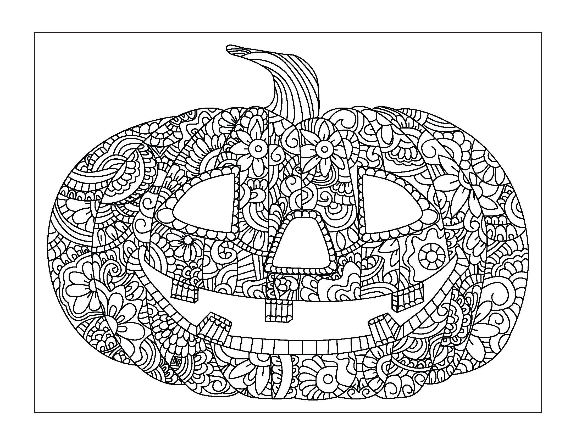 coloring halloween kids halloween coloring pages for older kids gift of curiosity kids halloween coloring
