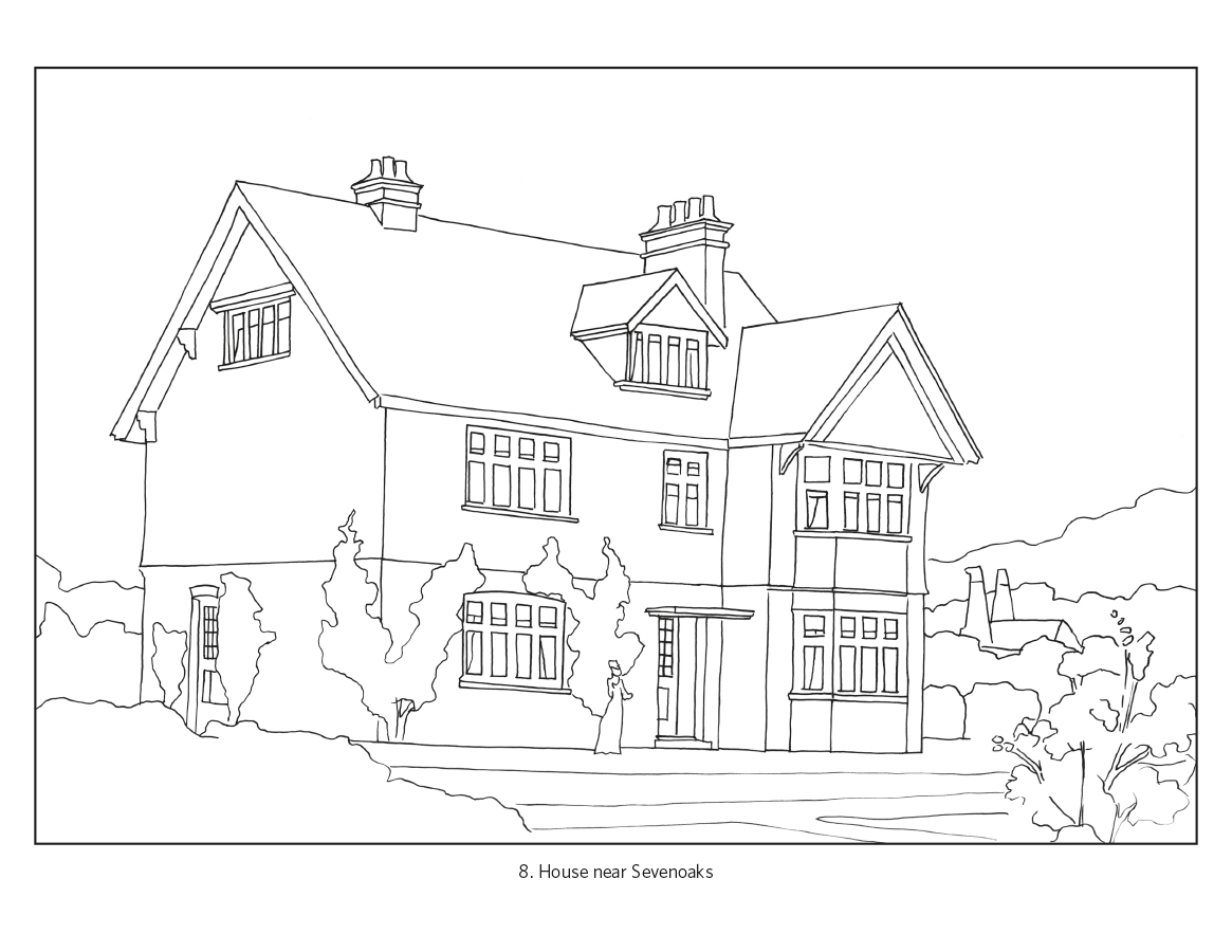 coloring house pictures arts crafts houses coloring book coloring pictures house