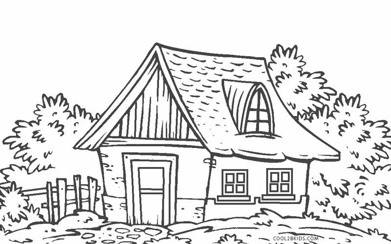 coloring house pictures free printable house coloring pages for kids pictures coloring house