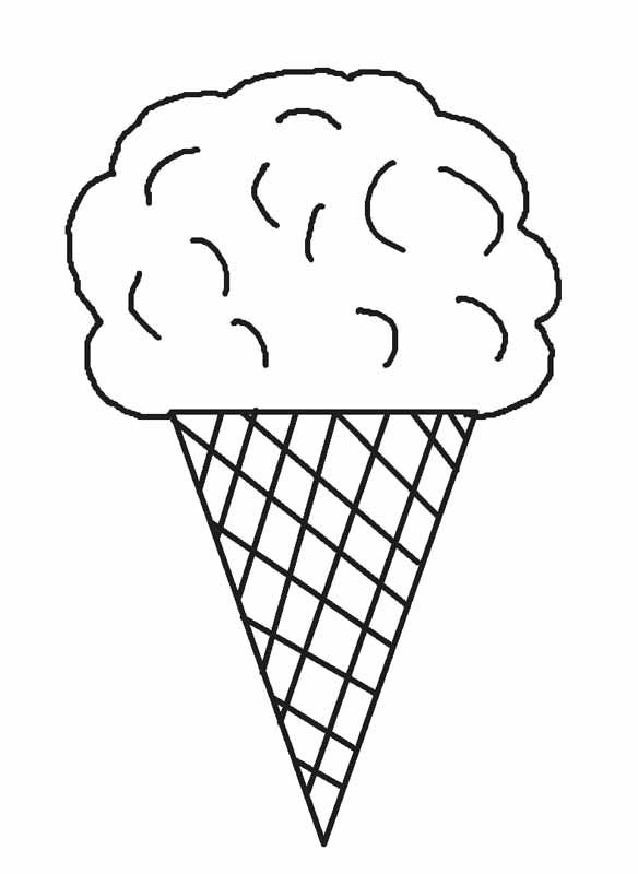 coloring ice cream pages icecream coloring pages cream coloring pages ice