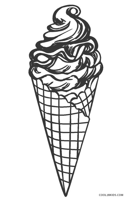 coloring ice cream pages printable ice cream bowl coloring pages for girls and boys pages ice cream coloring