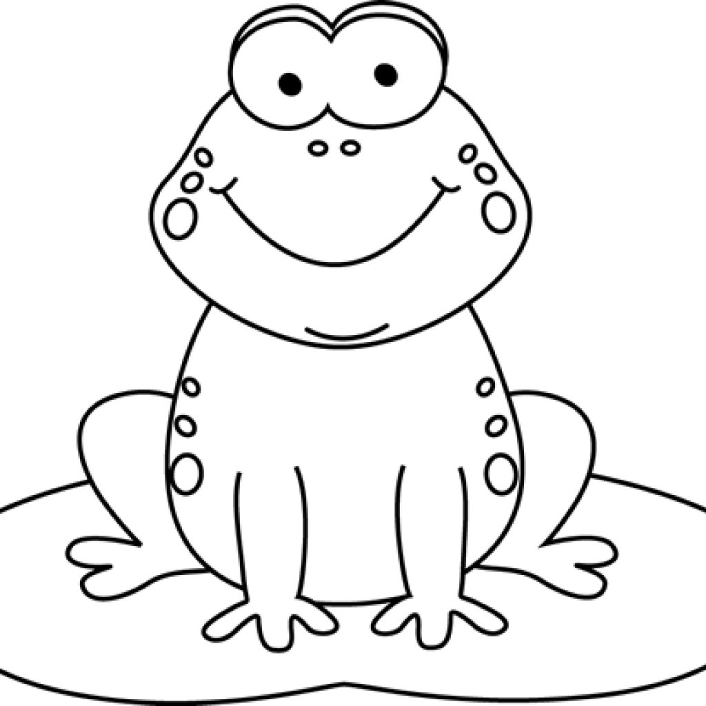 coloring image of a frog free printable frog coloring pages for kids image a coloring frog of