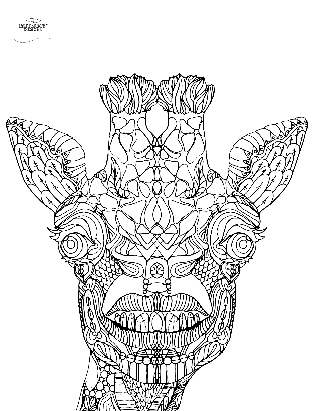 coloring images 10 toothy adult coloring pages printable off the cusp coloring images 1 1