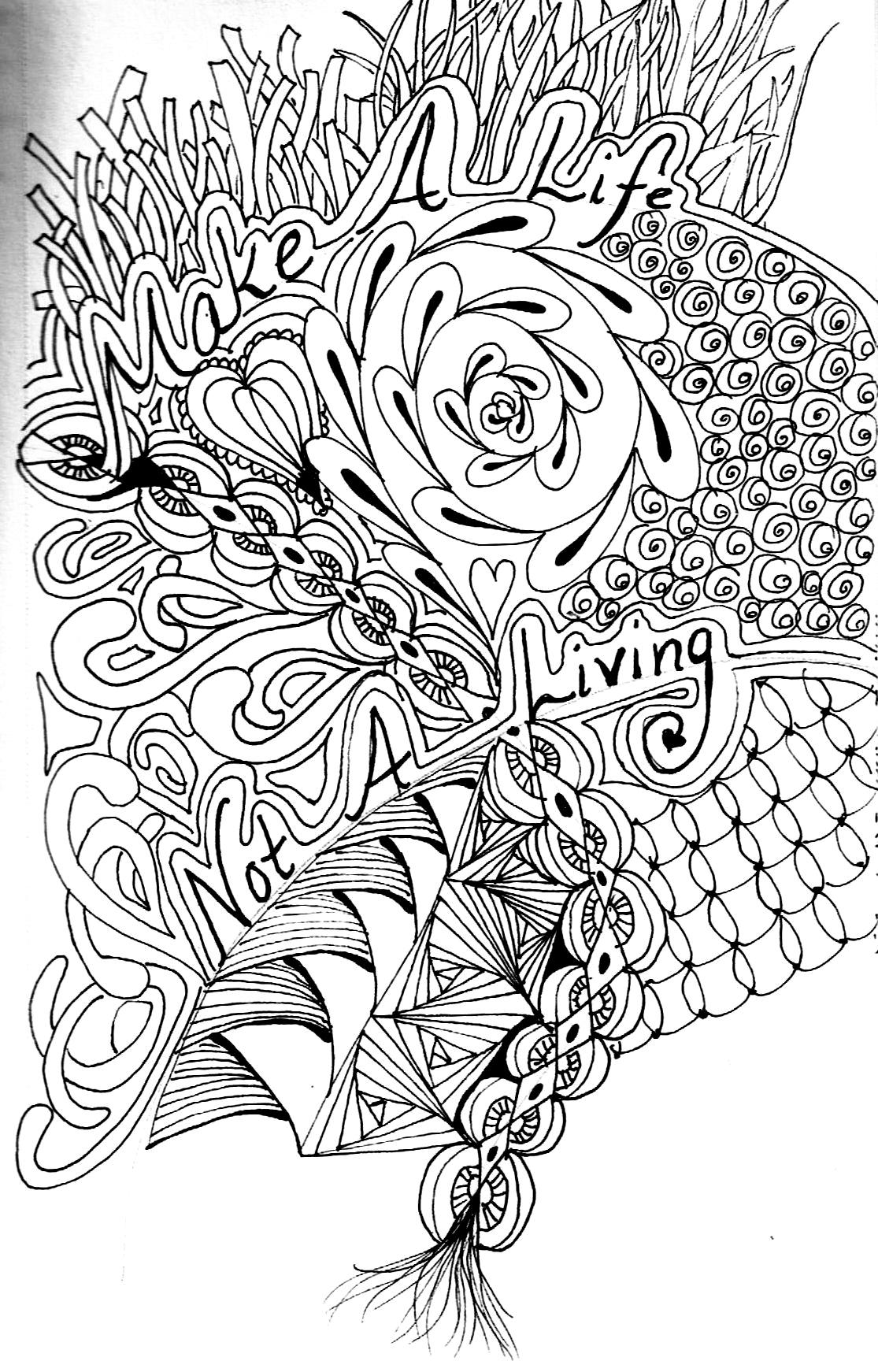 coloring images flounder coloring pages to download and print for free coloring images