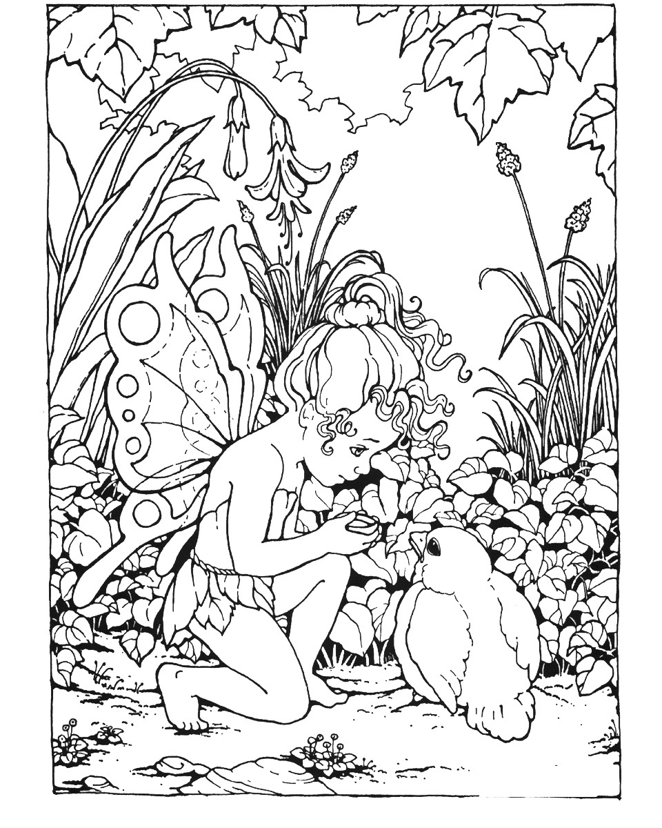 coloring images free printable fantasy coloring pages for kids best images coloring