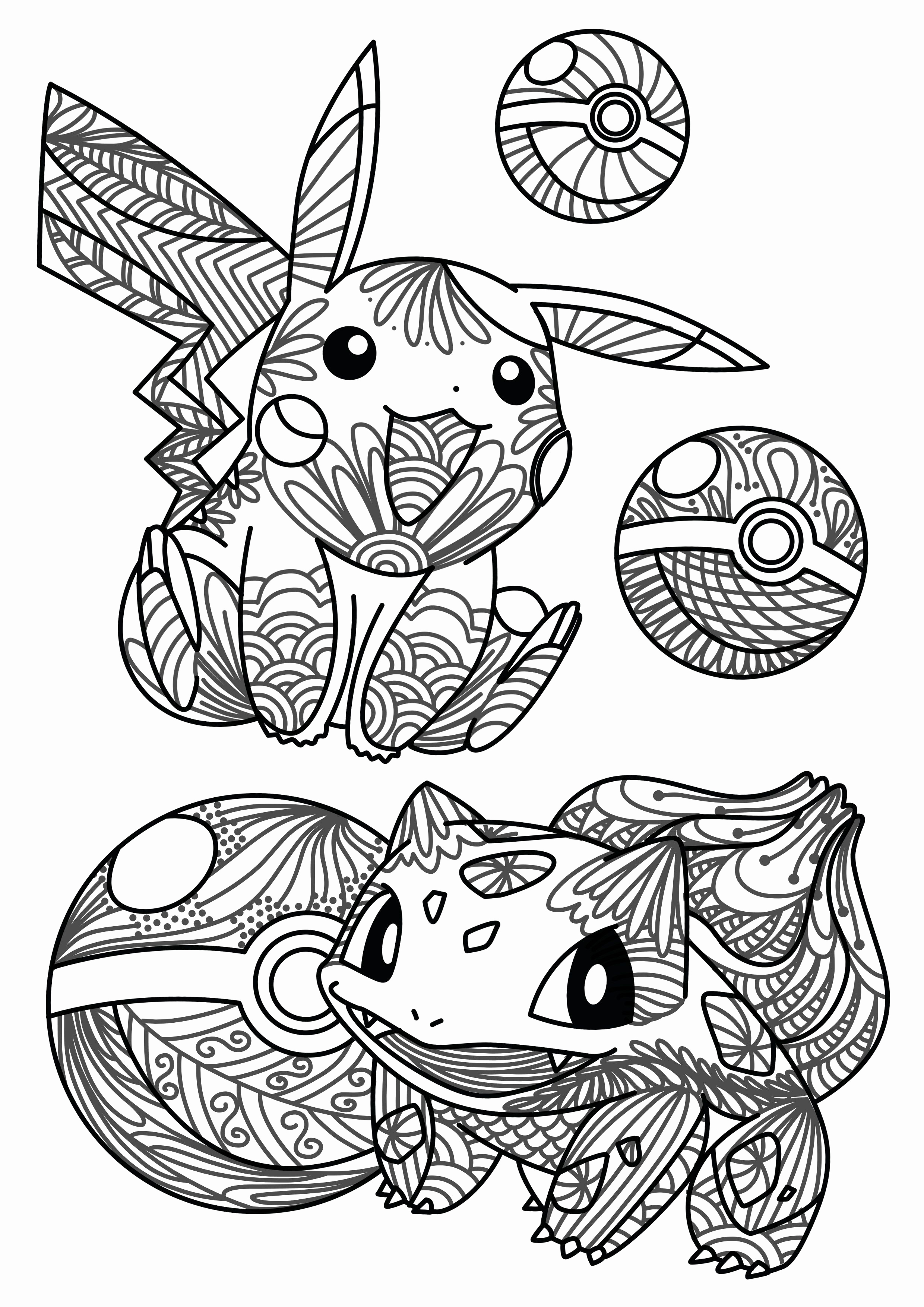 coloring images to print pokemon coloring pages games at getcoloringscom free coloring images print to