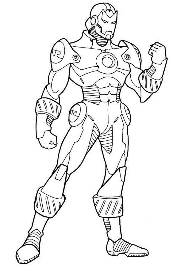 coloring iron man colours free printable iron man coloring pages for kids cool2bkids iron colours coloring man