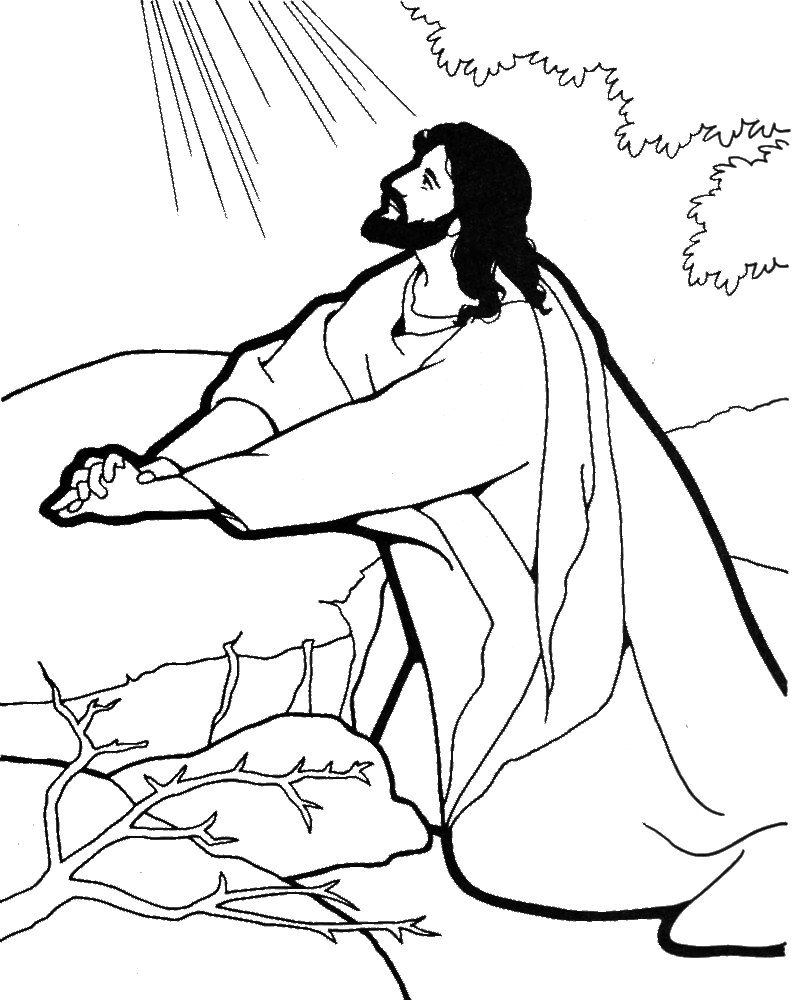 coloring jesus fight of faith bible coloring jesus free coloring coloring jesus