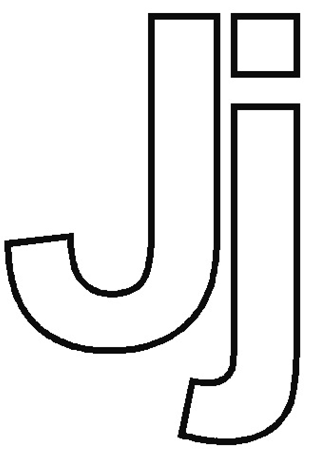 coloring letter j letter j coloring pages to download and print for free letter coloring j