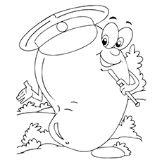 coloring mango outline images mango coloring page getcoloringpagescom outline coloring images mango