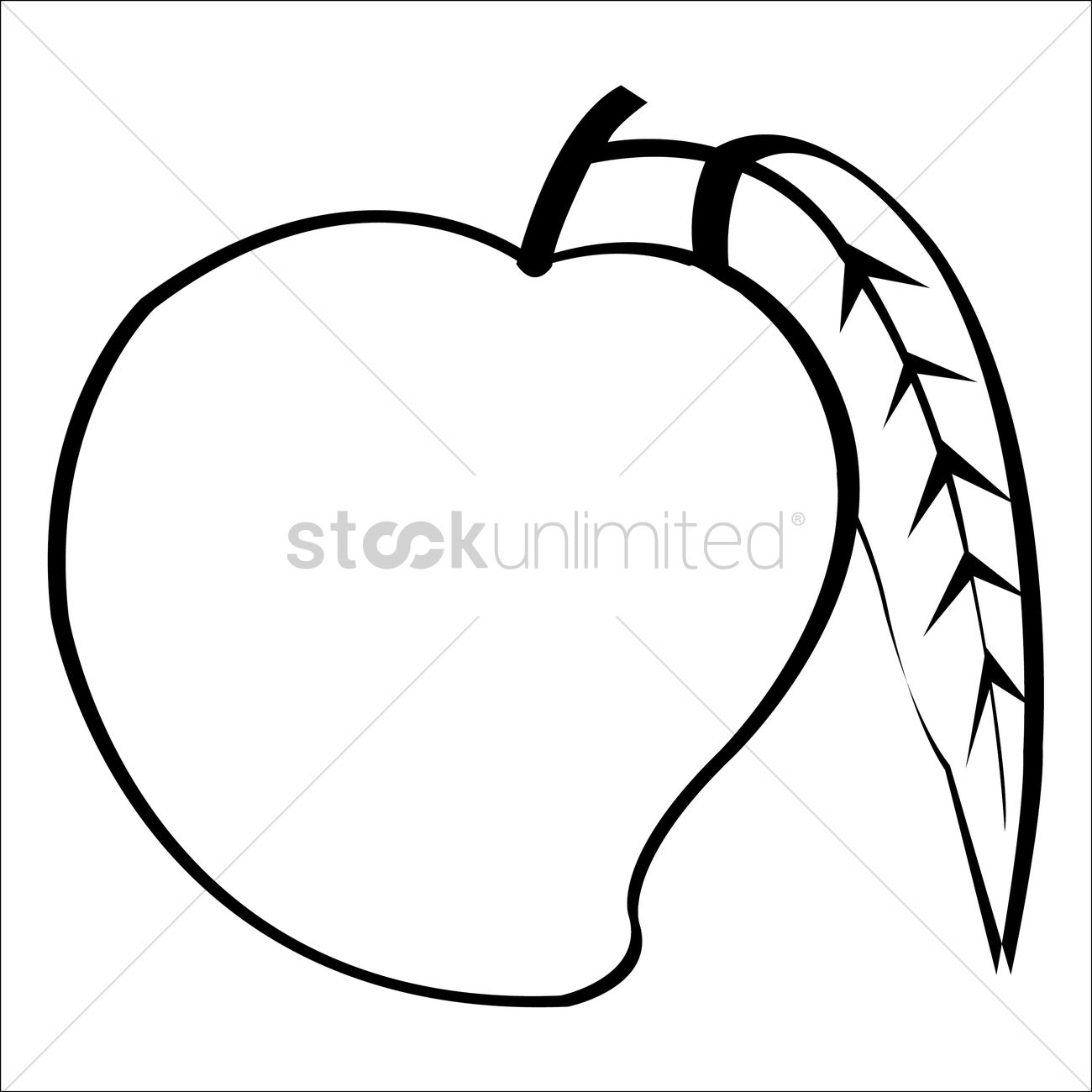 coloring mango outline images the best free mango drawing images download from 349 free outline images mango coloring