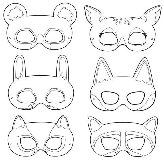 coloring mask animal i want to learn english colouring masks for carnival time animal mask coloring