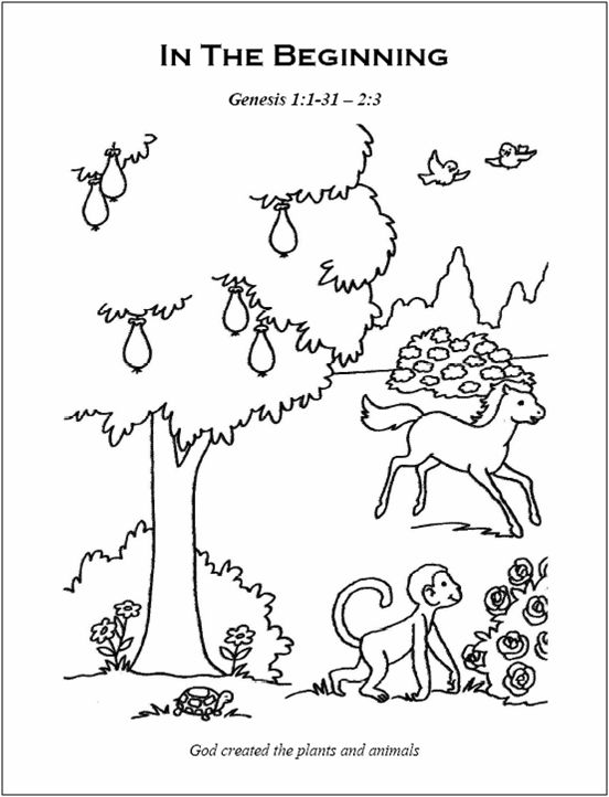 coloring materials for grade 7 7 days of creation coloring worksheets preschool materials coloring grade 7 for