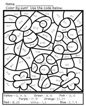 coloring math 1st grade christmas addition worksheet great for morning work 1st grade math coloring