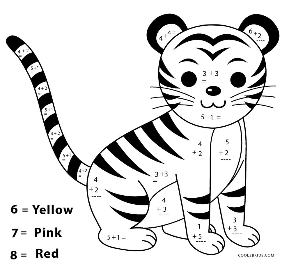 coloring math pages addition coloring pages to download and print for free pages coloring math