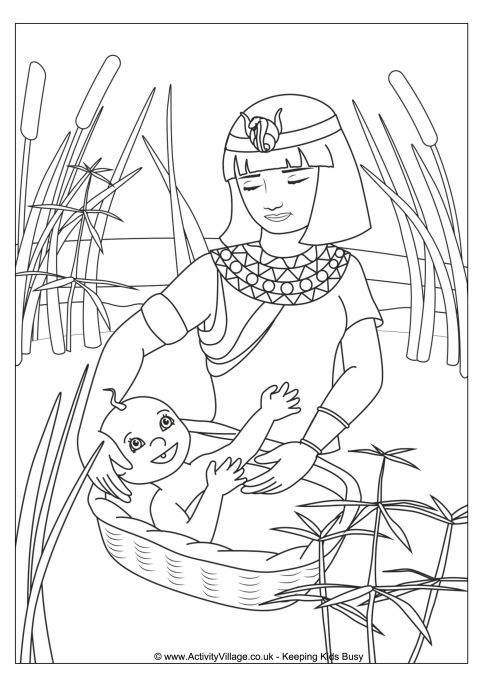 coloring moses worksheets moses coloring pages getcoloringpagescom moses worksheets coloring