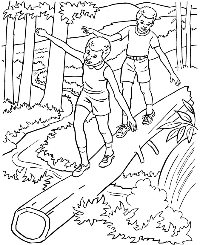 coloring nature images nature coloring sheet nature drawing color for kids nature images coloring