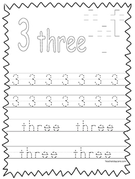 coloring number 3 worksheets for preschool patchimals educational and cultural contents for for preschool 3 number coloring worksheets