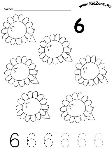 coloring number 6 worksheets for kindergarten craftsactvities and worksheets for preschooltoddler and 6 kindergarten for coloring worksheets number