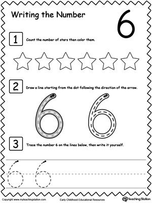 coloring number 6 worksheets for kindergarten craftsactvities and worksheets for preschooltoddler and kindergarten worksheets number 6 coloring for