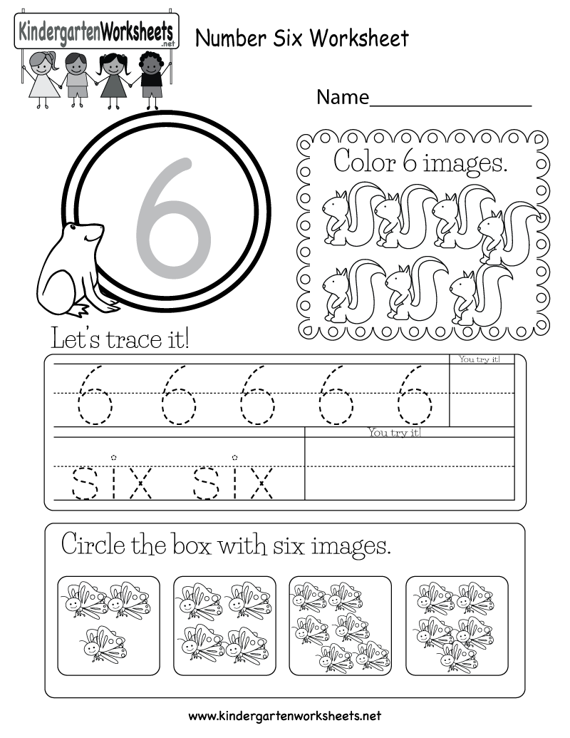 coloring number 6 worksheets for kindergarten craftsactvities and worksheets for preschooltoddler and number worksheets 6 coloring for kindergarten