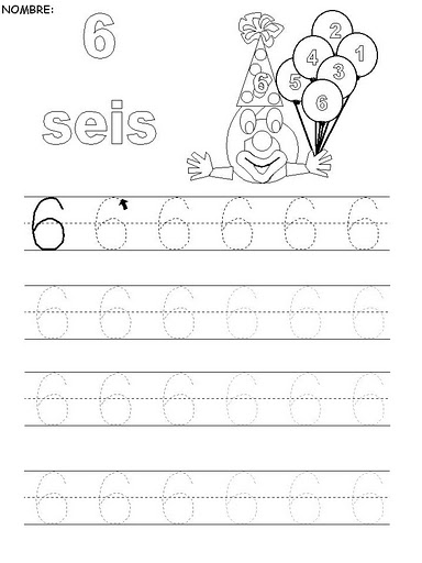 coloring number 6 worksheets for kindergarten number 6 coloring pages for kids crafts to do with kids kindergarten number for worksheets coloring 6
