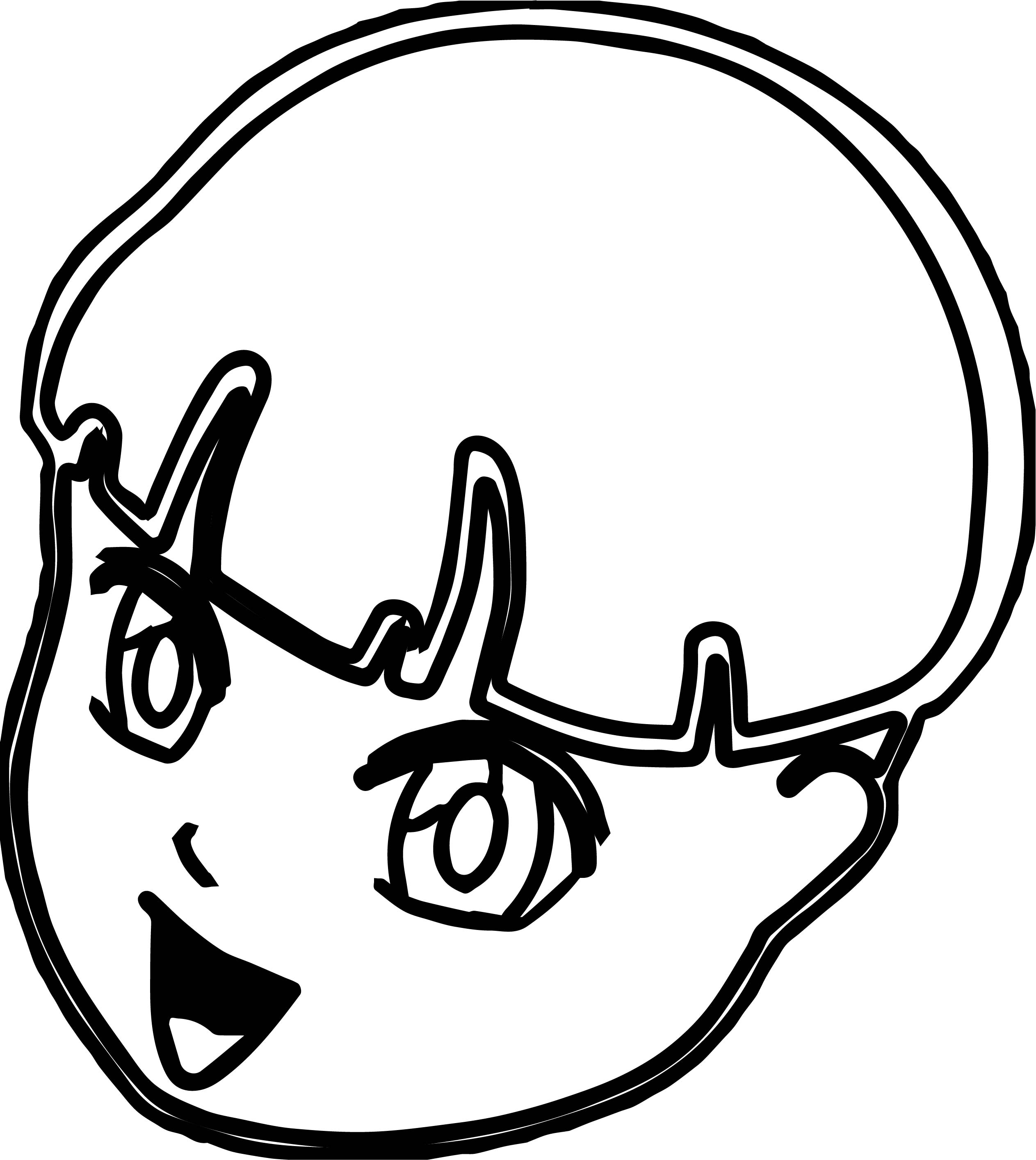 coloring outline of a boy boy smile face outline coloring page wecoloringpagecom boy a outline coloring of