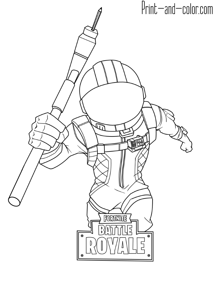 coloring page fortnite best fortnite coloring pages printable free coloring page coloring fortnite