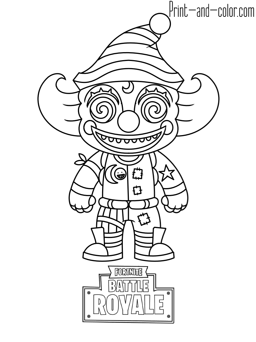 coloring page fortnite top 10 fortnite coloring pages free coloring pages for fortnite coloring page