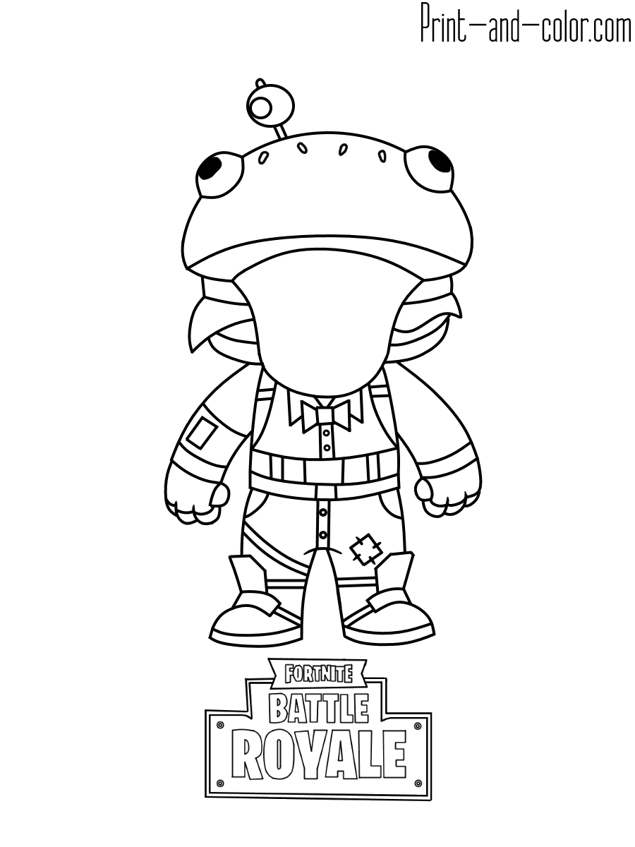 coloring page fortnite top 10 fortnite coloring pages free coloring pages for fortnite page coloring