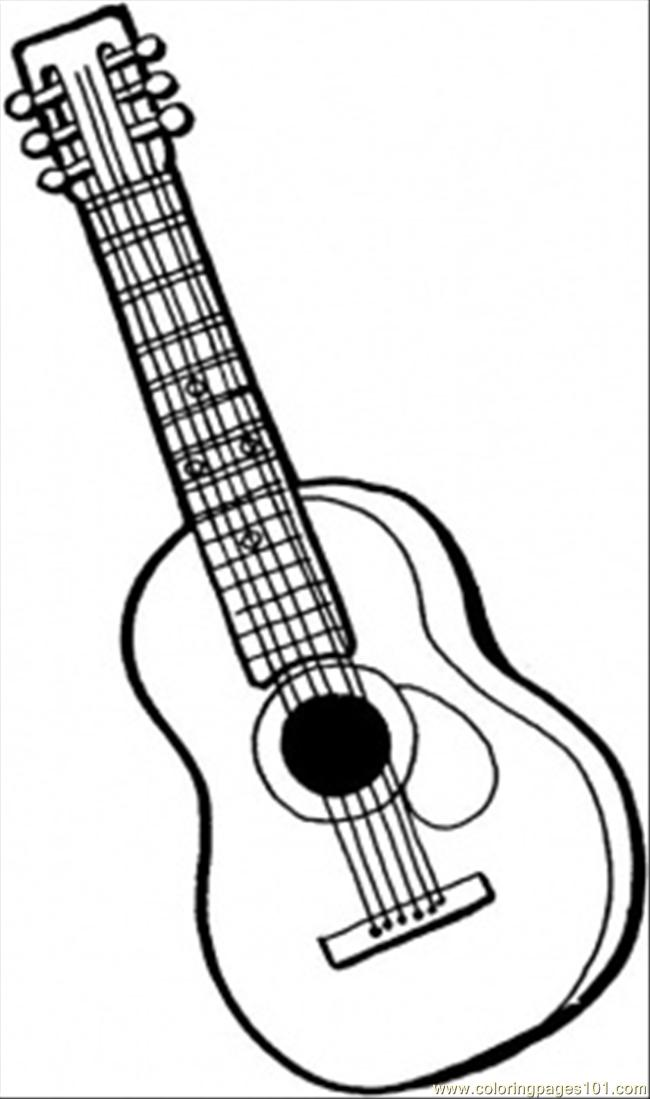 coloring page guitar electric guitar coloring page free printable coloring pages guitar page coloring