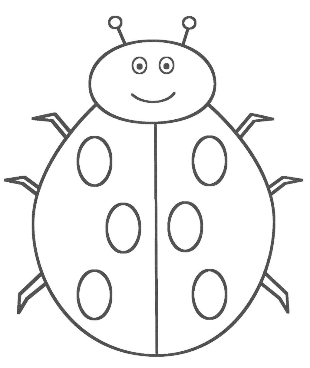 coloring page ladybug ladybug coloring pages coloring pages to download and print coloring ladybug page 1 1