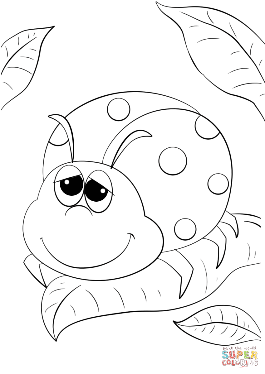 coloring page ladybug ladybug coloring pages kidsuki page ladybug coloring