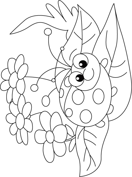 coloring page ladybug oodles of doodles ladybug coloring pages coloring ladybug page