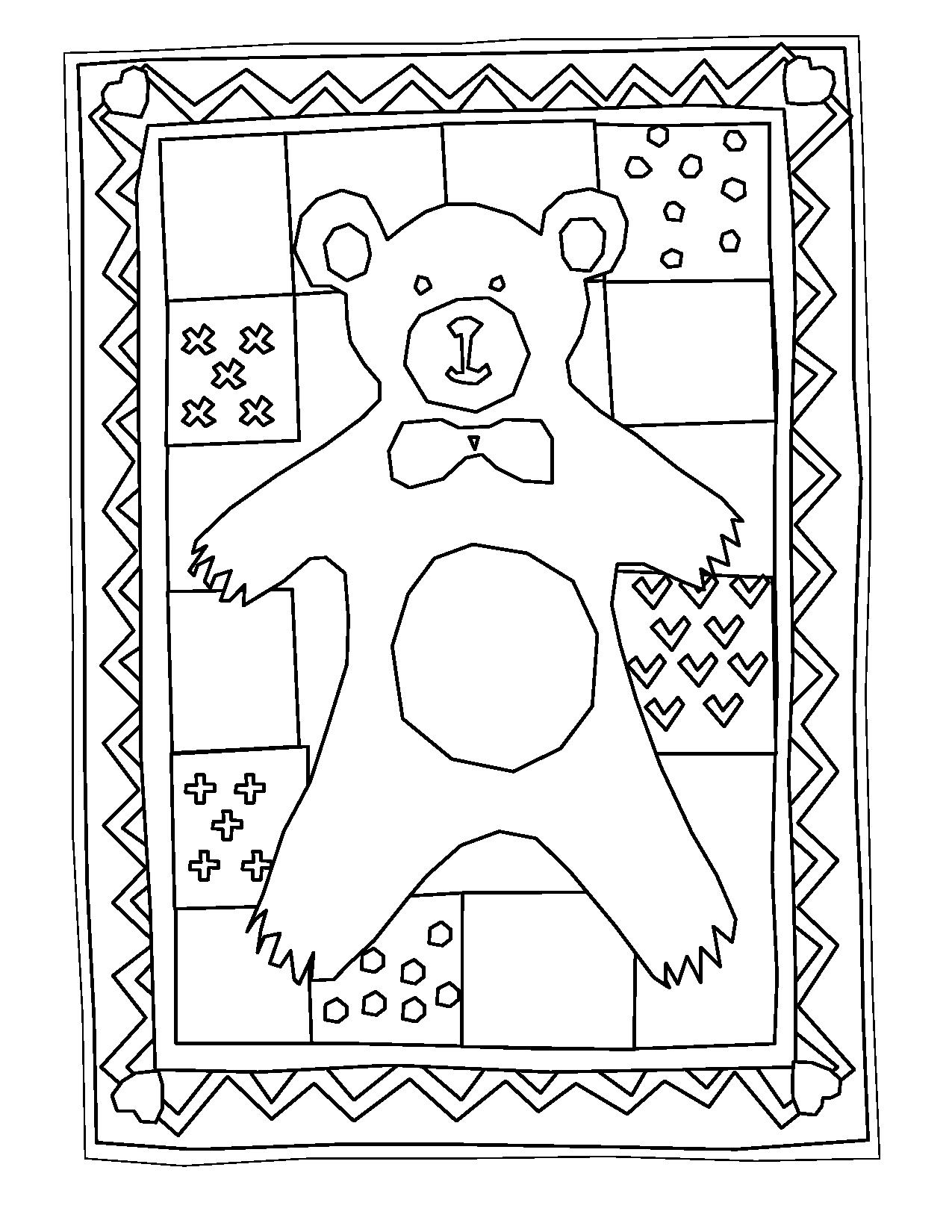 coloring page quilt amish coloring pages at getcoloringscom free printable coloring quilt page