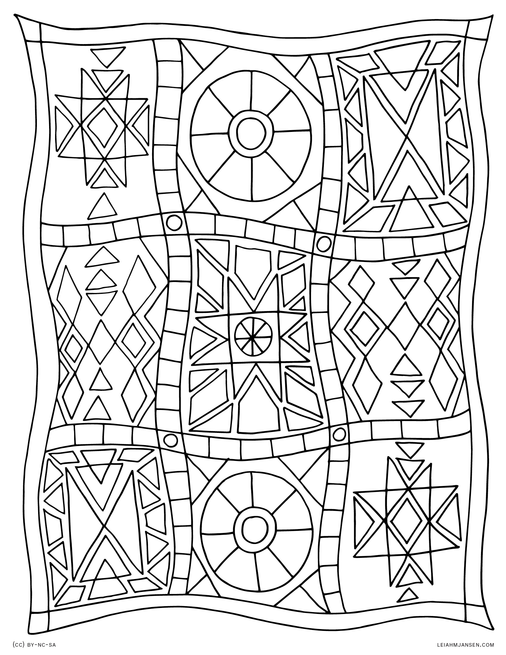 coloring page quilt crazy quilt coloring pages coloring quilt page