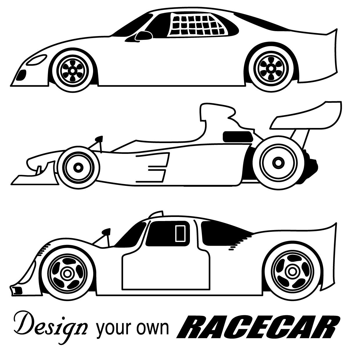 coloring page race car race cars to color coloring home car coloring race page