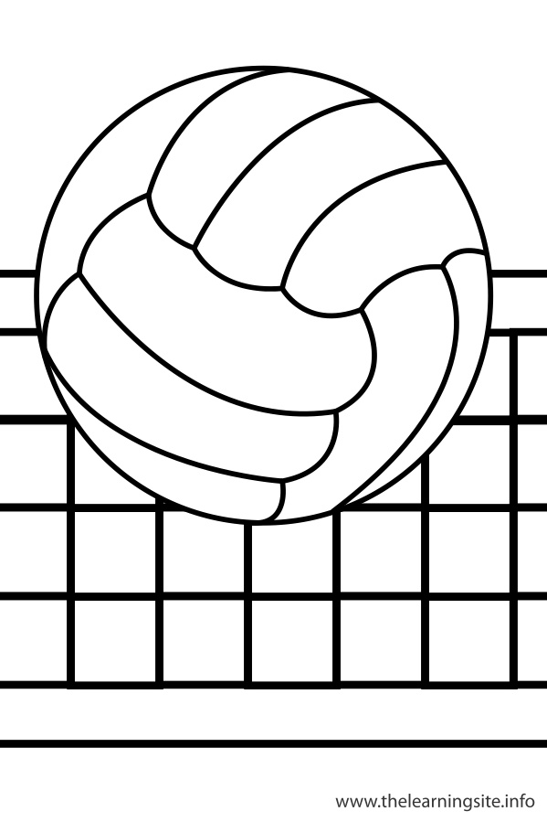 coloring page volleyball printables free printable volleyball coloring pages for kids page printables volleyball coloring