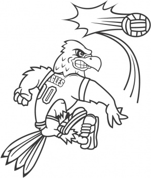 coloring page volleyball printables volleyball overview printables page volleyball coloring