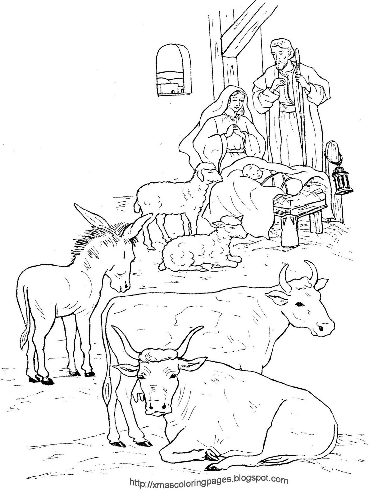 coloring pages baby jesus in manger baby jesus in manger drawing at getdrawings free download in manger jesus baby pages coloring
