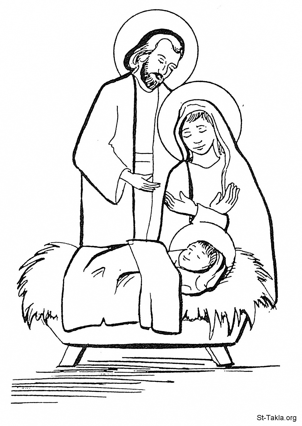 coloring pages baby jesus in manger coloring pictures of baby jesus in a manger coloring pages baby in coloring manger pages jesus
