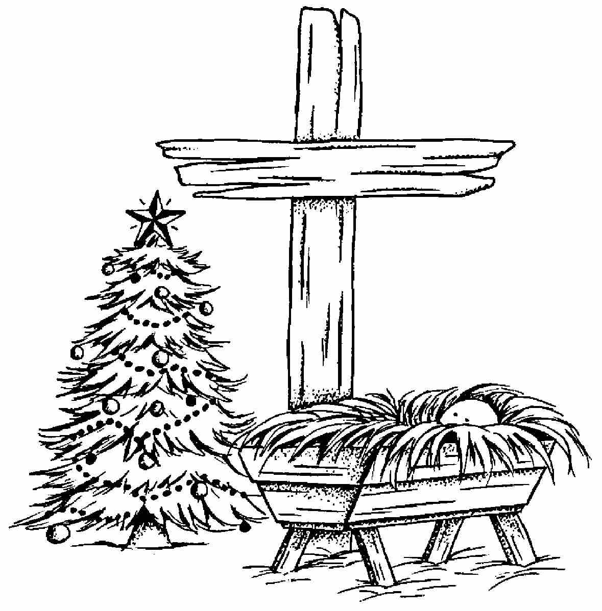 coloring pages baby jesus in manger free images of baby jesus in the manger download free jesus manger in coloring pages baby