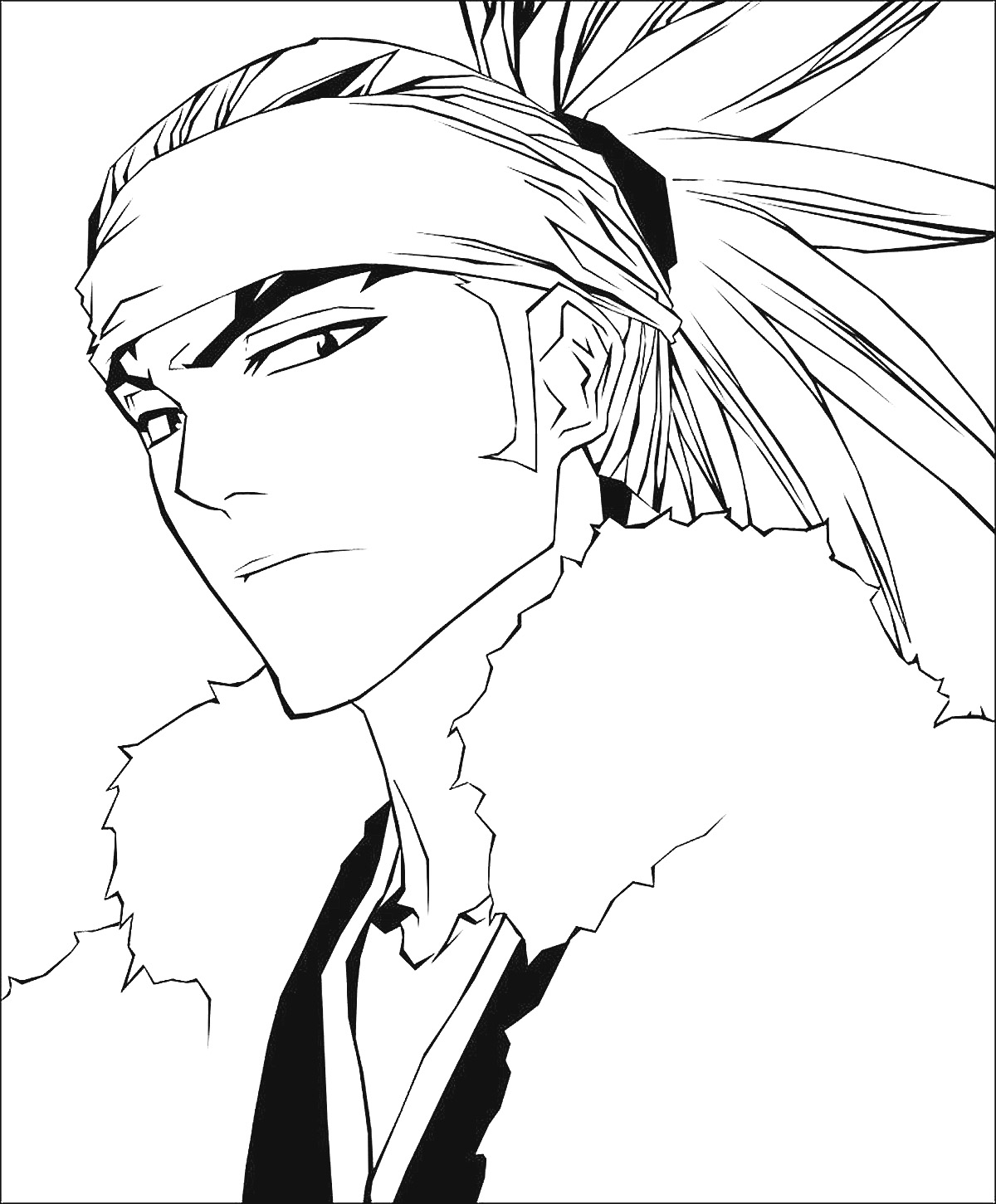 coloring pages bleach 17 best images about bleach coloring pages on pinterest bleach coloring pages