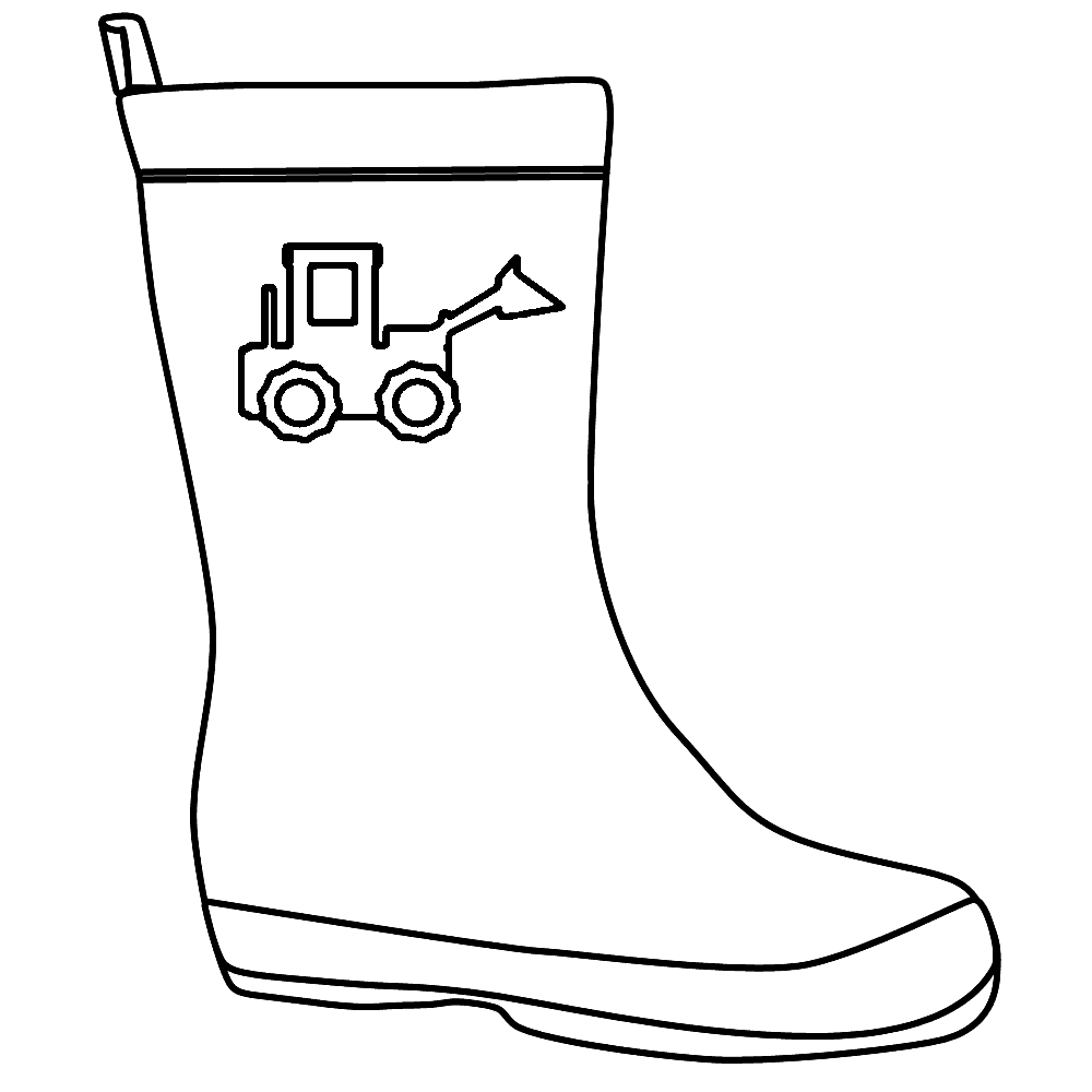 coloring pages boots boot coloring page coloring home boots coloring pages