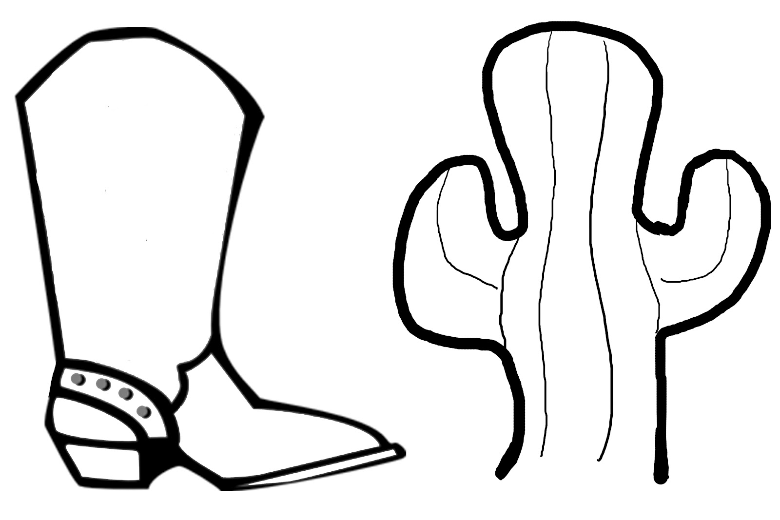 coloring pages boots cowboy boot coloring sheet coloringmecom coloring boots pages