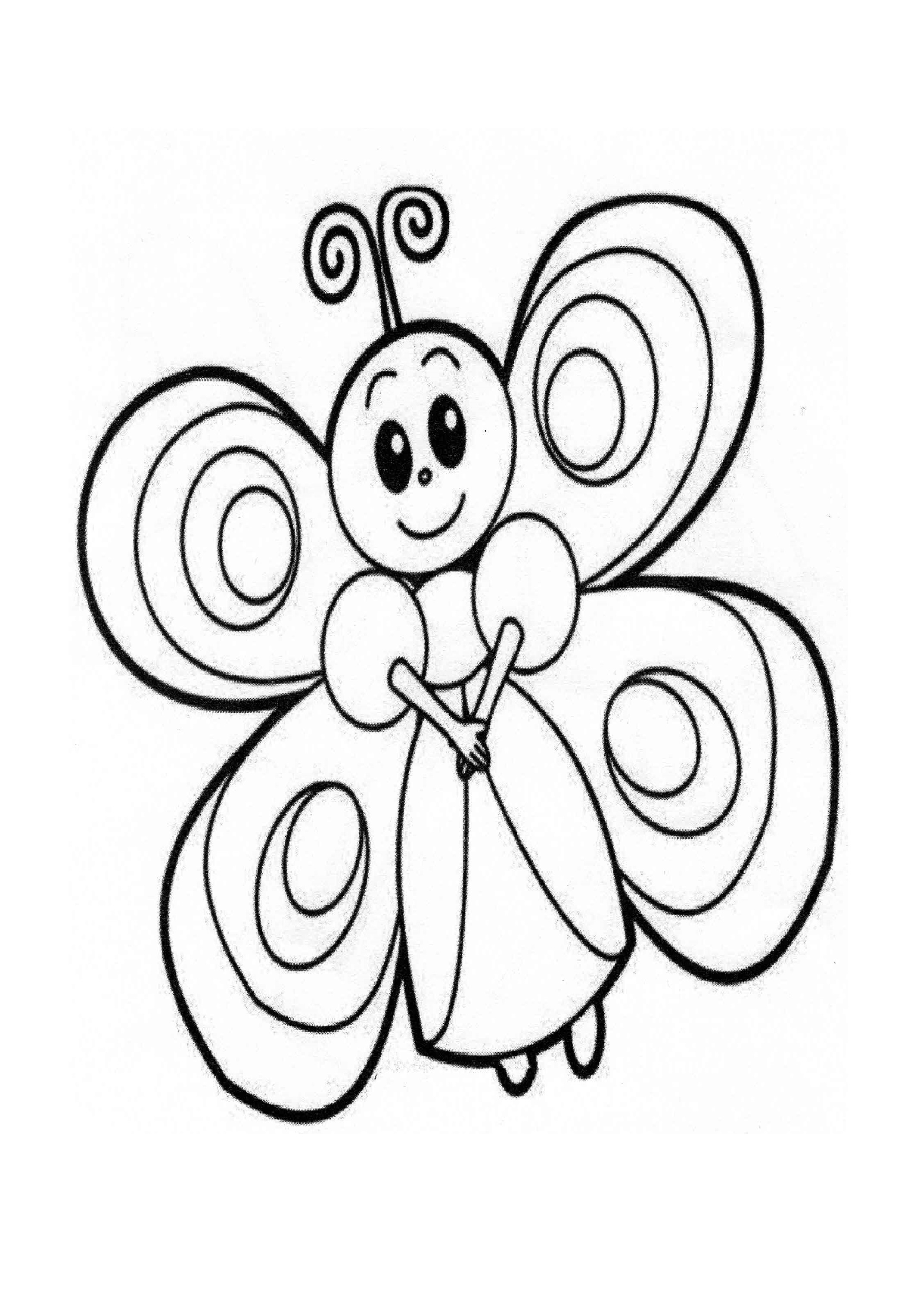 coloring pages butterfly butterfly coloring page preschool and butterfly coloring pages